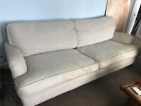 FREE SOFA MUST BE PICKED UP FROM SOUTHWICK ASAP