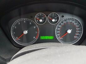 2005 ford focus zetec climate-low milage! Starts every time! Only selling as I'm going travelling