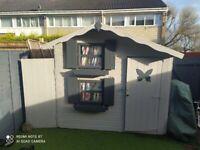 2 floor childrens playhouse