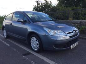 (06)CITROEN C4 VT COUPE 1.4 PETROL MANUAL