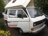 VW camper type 25 Devon