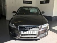 AUDI A4 2.0 TDI S.E/ONLY 94000/2010-59/COMES WITH A FULL MOT+6 MONTHS WARRANTY