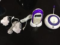 BT 250 Baby Monitor