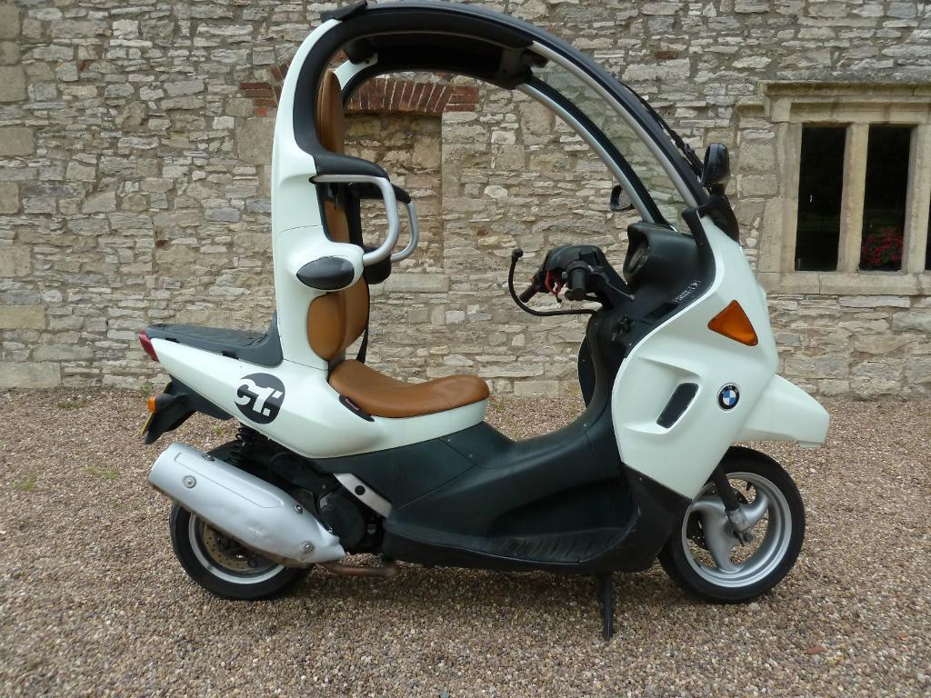 bmw c1 scooter great useable investment low mileage 43724 miles 70367kms in doncaster south. Black Bedroom Furniture Sets. Home Design Ideas