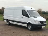 MERCEDES SPRINTER 413 CDI LWB DIESEL 2011 11-REG *4.5 TONNE VAN* *1 YEARS MOT* DRIVES LIKE NEW