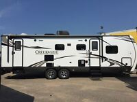 2016 Outdoors RV Creekside 27BHS **Finance for only $172/biweekl