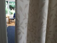 3 pairs John Lewis Curtains