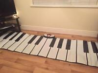 Giant Floor Keyboard