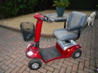 KYMCO SUPER 4 MOBILITY SCOOTER