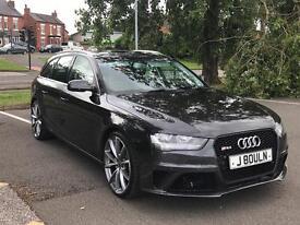 Audi A4 rs4 replica