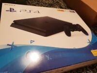 Ps4 bundle *factory sealed* - offers welcome. collection only.