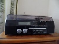 ION CD Direct Record Player