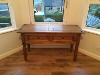Console table/sideboard/dressing table