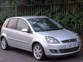 Ford Fiesta 1.2 Zetec Climate...New Clutch Just fitted...12 Month Mot Included in Asking Price!!!