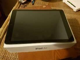 Ipad air 16gb wifi & cellular (reduced price)