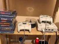 Sega dreamcast lot extra