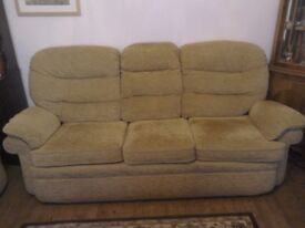 3 seater and 2 seater sofa