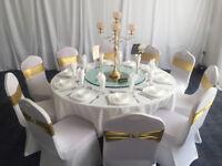 wedding centrepiece decoration table lazy susan