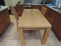 Kitchen/Dining Table - Solid Wood
