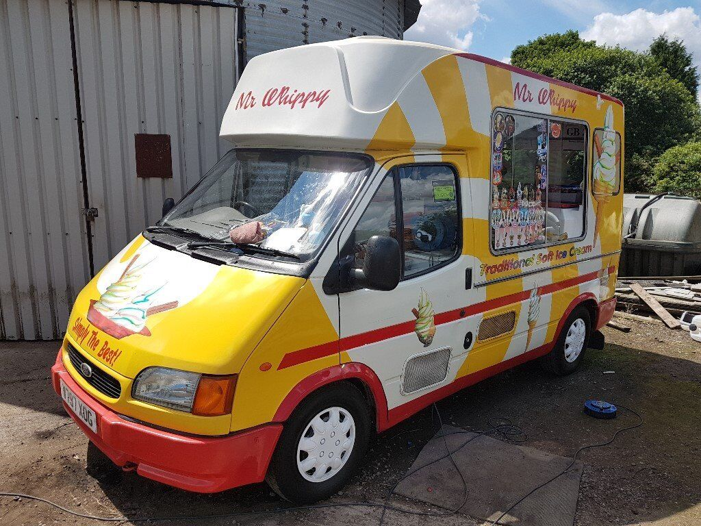 Soft Ice Cream Van In Northwich Cheshire Gumtree