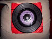 70's pop vinyl 45 singles batch