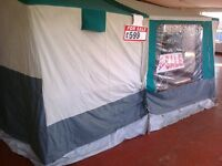 CONWAY PHEONIX TRAILOR TENT CL97 WITH AWNING