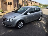 VAUXHALL CORSA 1.2 LOW MILAGE 64K 2008/08REG HPI CLEAR VERY CLEAN CAR