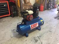 Petrol Driven Air Compressor