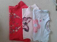 3 short sleeve tshirts