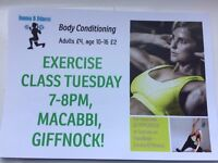 New South Side Fitness Class !