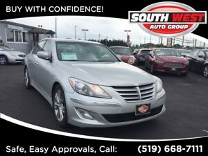 2012 Hyundai Genesis 3.8, LOADED, PREMIUM PACKAGE!!!