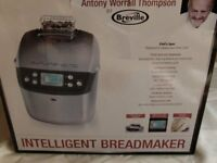 Intelligent Breadmaker by Breville - ( AWT brand) includes Gluten free and jam making.