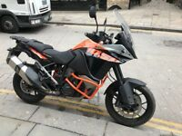 KTM 1050 Adventure with extras