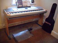 yamaha dgx 630 digital piano 88 weighted keys