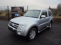2007 Mistubishi Shogun Equippe SWB - 73,000 miles - Finance Available