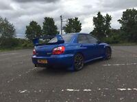 Subaru Impreza sti ppp