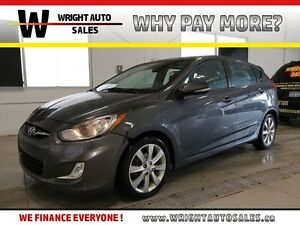 2013 Hyundai Accent GLS| SUNROOF| BLUETOOTH| HEATED SEATS| 44,15