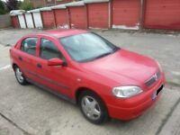 1.6 Vauxhall Astra Auto