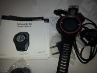 Golf Watch - Garmin Approach S3 - NEW!!
