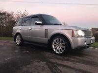 Range Rover autobiography td6 stunning.
