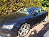 Audi A5 3.0tdi Sports quattro huge spec