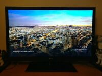lg 42inch TV with freeview
