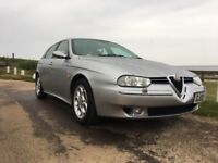 Alfa 156 2.5 V6 VELOCE SW *OFFERS INVITED*
