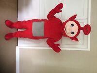 "Adult look alike Teletubbies fits 5'1"" to 5'10"" mascot fancy dress £125 plus £13 postage"