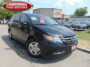 2014 Honda Odyssey DUAL DVD'S/ ONE OWNER