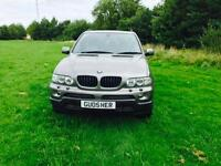 BMW X5 VERY GOOD CONDITION MOT TILL APRIL 2018 FOR SALE £4699