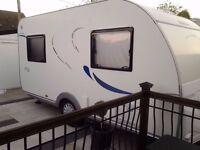 Adria Atlea 432px Touring Caravan For Sale - £7500