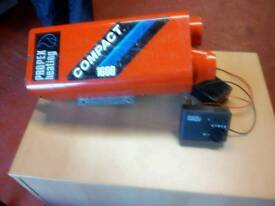 Propex compact 1600 heater