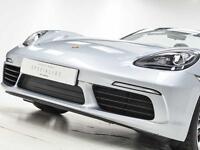 Porsche 718 BOXSTER S PDK (silver) 2016-07-29