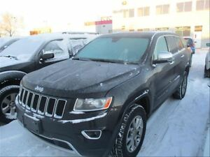 2016 Jeep Grand Cherokee Limited V6 4X4 | Heated Leather | Roof